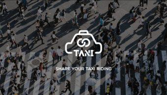 만원 대중교통 문제를 해결하다, 택시쉐어링 앱 TANI [타니]